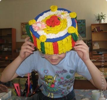Тортик, он же шляпка, почему нет?! фото 1
