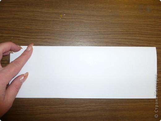 Для работы требуются: лист бумаги, ножницы и фломастеры. фото 2