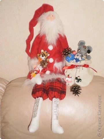 Дед Мороз Рост 65 см.  фото 2