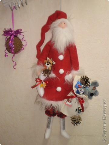 Дед Мороз Рост 65 см.  фото 1