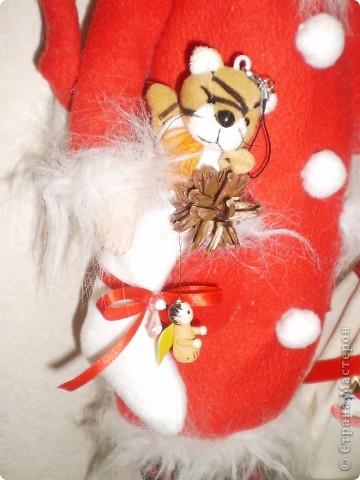 Дед Мороз Рост 65 см.  фото 3