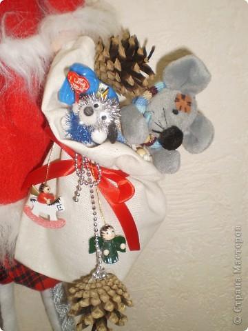 Дед Мороз Рост 65 см.  фото 4