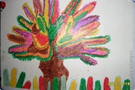 """""""Дерево счастья"""" моего сына"""