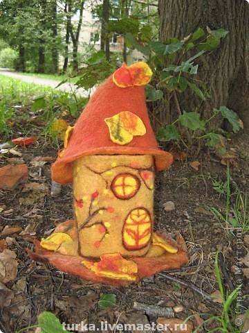 Кукольный домик для феи октября