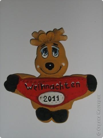 Немецкое рождество-новый год 25 декабря. Подарок будущей своячнице в Германию!