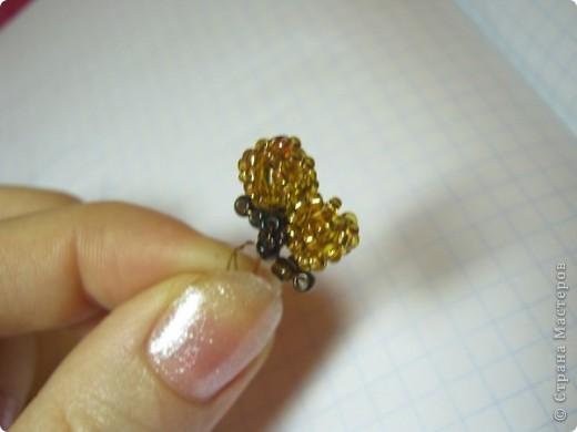 Ёлка, с золотыми орешками. МК фото 9