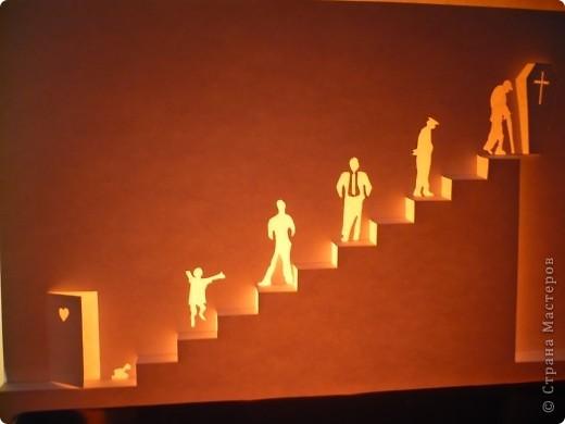Лестница жизни