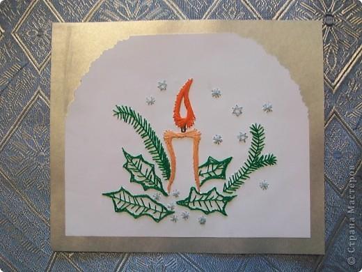 На моем столе свеча горит. (со схемкой) фото 1