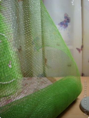 Елка из москитной сетки своими руками - ЮгАгро