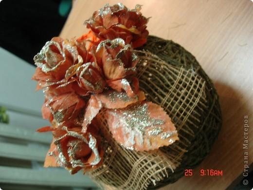 Новогодние розы!!!!! фото 2