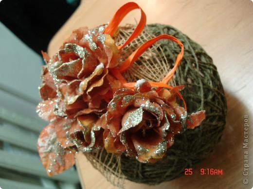 Новогодние розы!!!!! фото 1