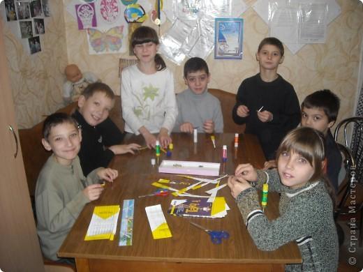 Как мы делали бусики и браслетики фото 2