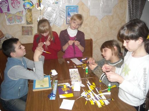 Как мы делали бусики и браслетики фото 9