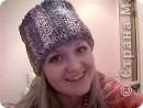 Это моя доченька Ярослава в очередной шапочке)))))  фото 14