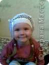 Это моя доченька Ярослава в очередной шапочке)))))  фото 15