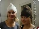 Это моя доченька Ярослава в очередной шапочке)))))  фото 11