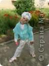 Это моя доченька Ярослава в очередной шапочке)))))  фото 12