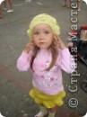 Это моя доченька Ярослава в очередной шапочке)))))  фото 13