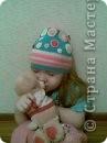Это моя доченька Ярослава в очередной шапочке)))))  фото 20