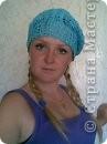 Это моя доченька Ярослава в очередной шапочке)))))  фото 22