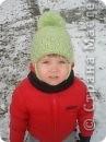 Это моя доченька Ярослава в очередной шапочке)))))  фото 27
