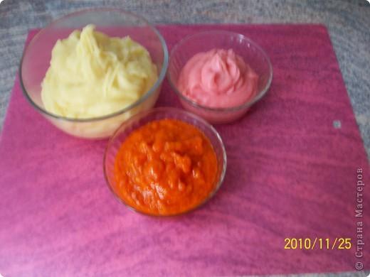 Торт мясной. фото 4