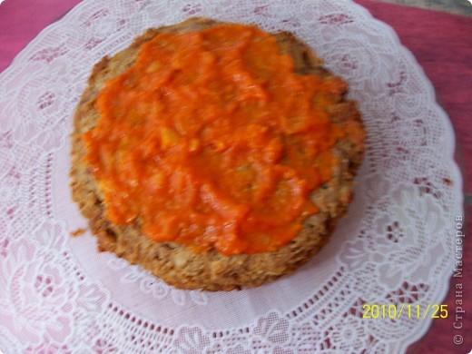 Торт мясной. фото 5