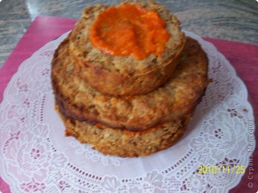Торт мясной. фото 6