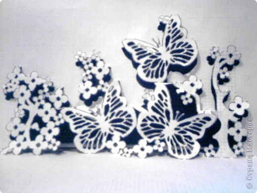 Бабочки в цветах... фото 1