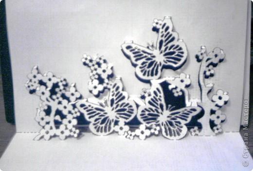 Бабочки в цветах... фото 3