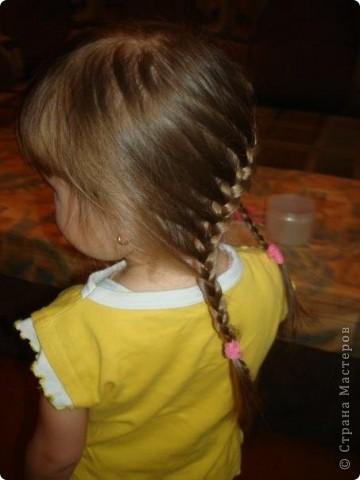 Плетем косы вместе))) фото 5