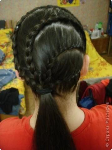 Плетем косы вместе))) фото 1