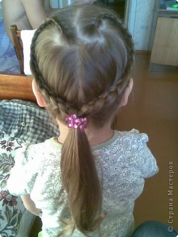 Плетем косы вместе))) фото 13