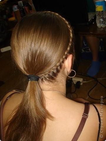 Плетем косы вместе))) фото 14