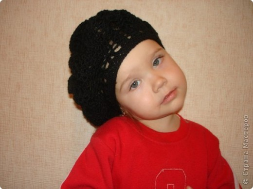 Это моя доченька Ярослава в очередной шапочке)))))  фото 29