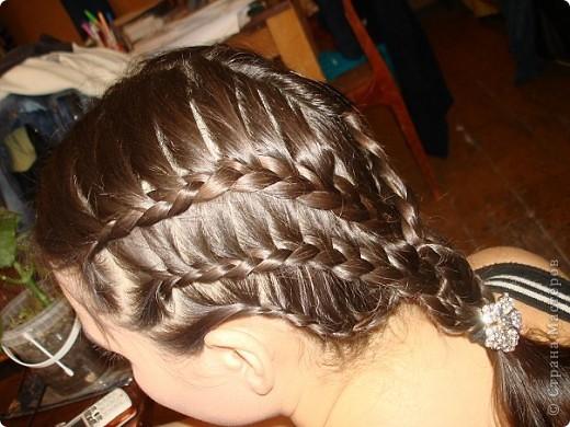 Плетем косы вместе))) фото 20