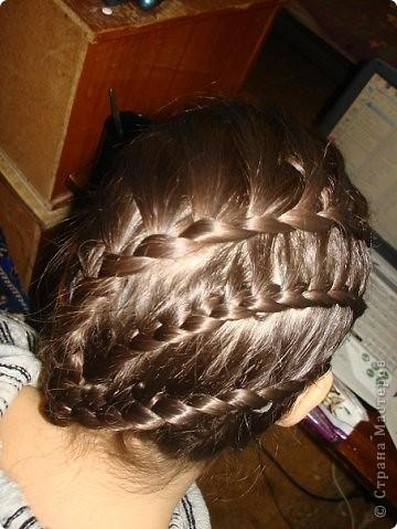Плетем косы вместе))) фото 6