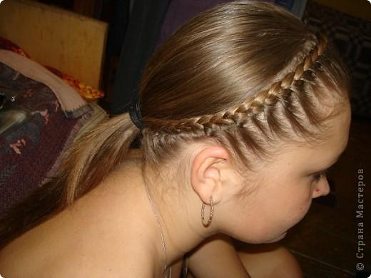 Плетем косы вместе))) фото 16
