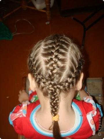 Плетем косы вместе))) фото 23