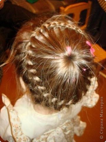 Плетем косы вместе))) фото 19