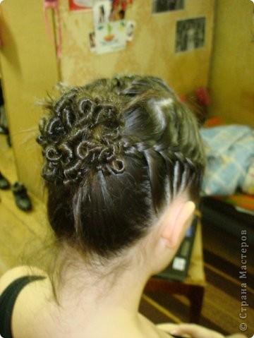 Плетем косы вместе))) фото 8