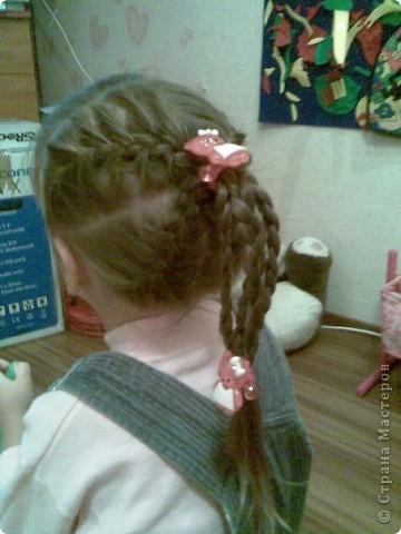 Плетем косы вместе))) фото 9