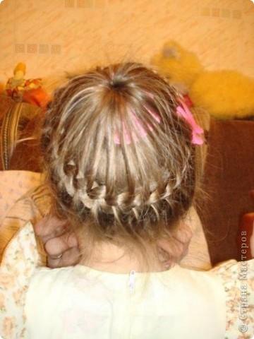 Плетем косы вместе))) фото 21