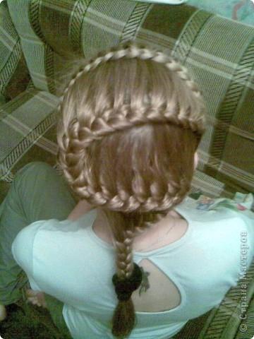 Плетем косы вместе))) фото 22