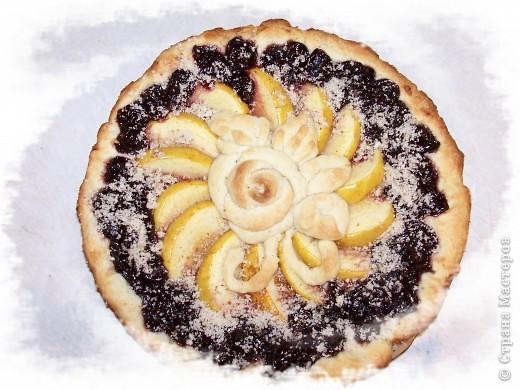 Вот в очередной раз пеку пирог и решила поделиться с вами моим рецептиком. Вы не представляете какая вкуснятина,мммм...просто ....нет слов)))) фото 3