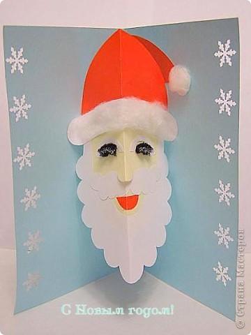 Дед мороз своими руками просто