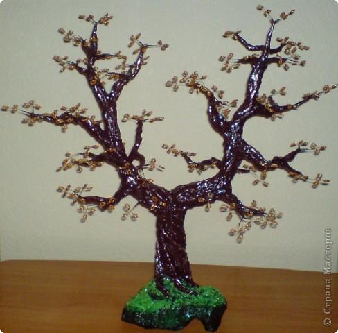 осенее деревце