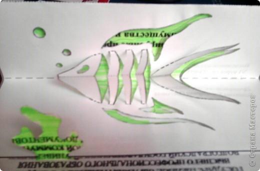 Прошу прощения за черновик)) делала на первом попавшемся листе =) фото 2