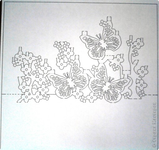 Бабочки в цветах... фото 5