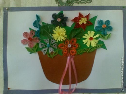 Корзинка с цветами Татьяна Харламова lubab